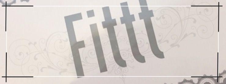 「Fittt」というグローブ