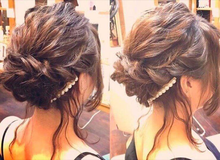 くるりんぱアレンジ14選|美容師が不器用でもできる簡単くるりんぱのほぐし方を伝授!