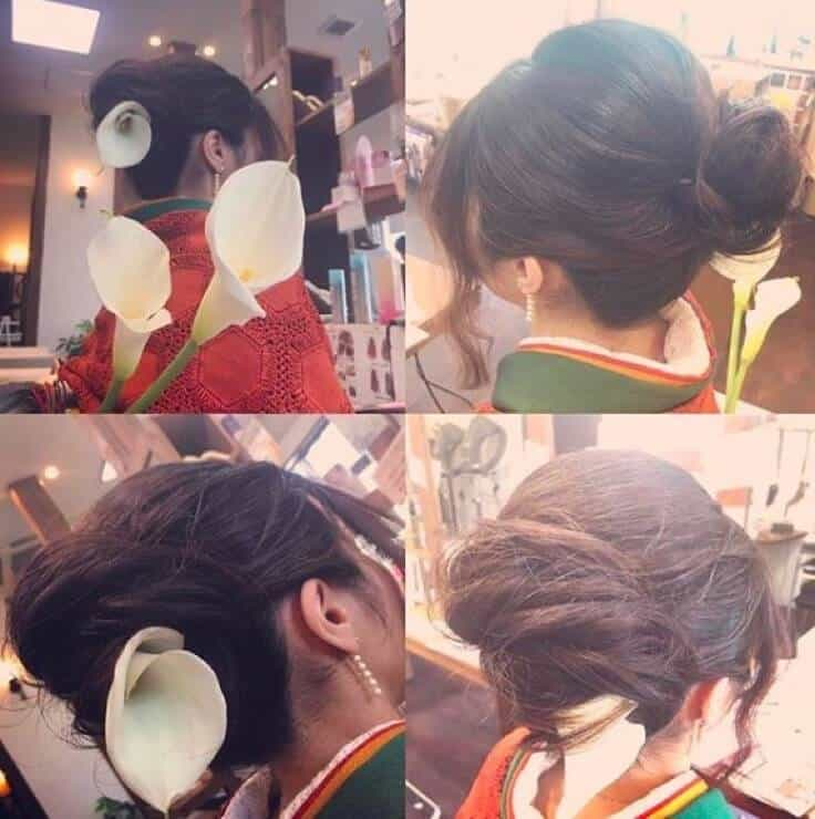 浴衣×ヘアアレンジ10選|浴衣美人になれるヘアスタイルまとめ髪集