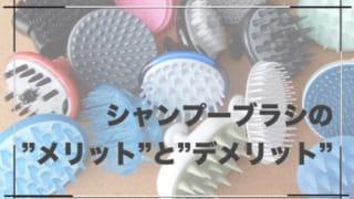 美容師が教えるシャンプーブラシの「メリット・デメリット」とは?
